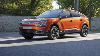 Megmutatták az új Citroën C4-est