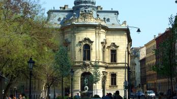 Júliusban nyit a Fővárosi Szabó Ervin Könyvtár
