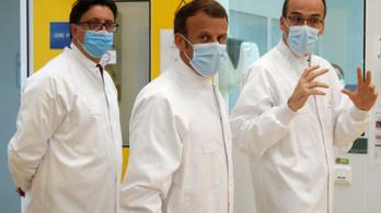 A franciák kivizsgálják, miért nem volt elég maszk, és miért haltak meg sokan az idősotthonokban