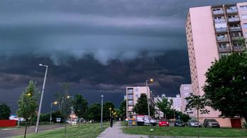 Újabb viharos napra ébredünk