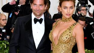 Újra együtt lehet Bradley Cooper és Irina Shayk