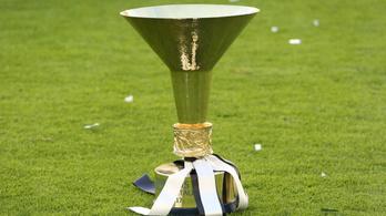 Önkiszolgáló éremátadás lesz az Olasz Kupa döntőjében