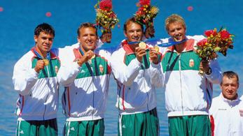 Egy évben egyszer tudtak jól menni, az olimpia napjára tartogatták