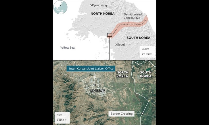 Térkép a keszongi övezetről