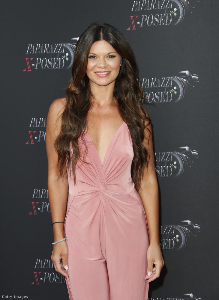Danielle Vasinova színésznő-modellt tekinthetik meg most, akinek munkásságát leginkább a sorozat-epizódszereplő kifejezéssel írhatjuk le.