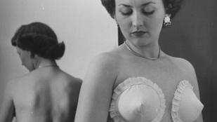Ilyen volt a futurisztikus fehérnemű és a szexuális forradalom egy női fotós szemével