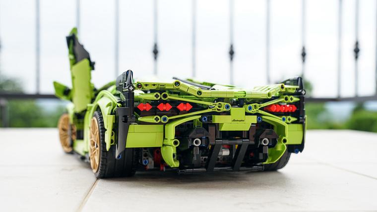 Egyelőre a Lamborghini az egyértelmű kedvenc.