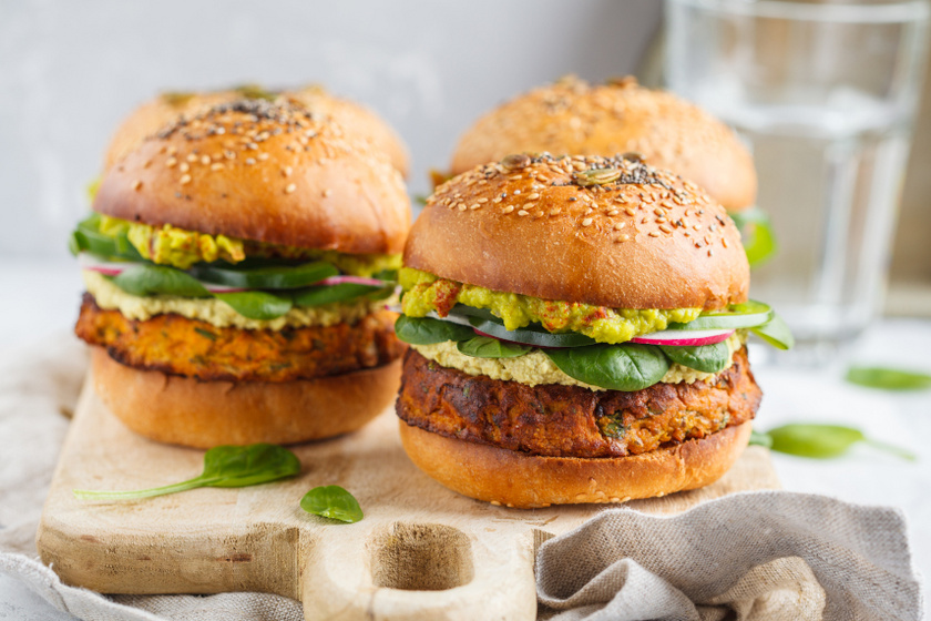 édeskrumpli burger recept