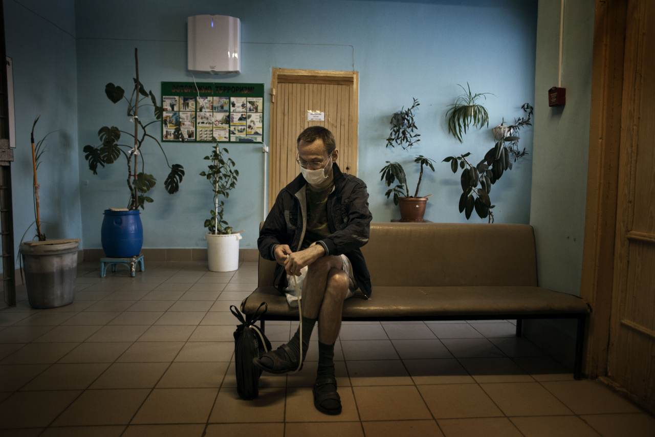 Andrejnek ugyan sikerült leállnia a droggal, utána viszont megbetegedett, tuberkulózisos lett. Megnehezítette a gyógyulását, hogy a kezelés nagyon megterhelte a hosszú évekig tartó droghasználat miatt eleve sérült máját.