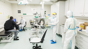Egy új igazolt koronavírus-fertőzött és egy haláleset