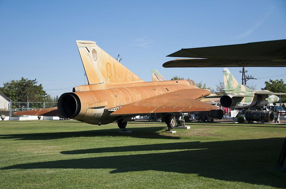 A Saab-vadász Volvo-gyártmányú sugárhajtóműve közel 80 tonna tolóerőt biztosíthatott fénykorában, így a gép elérhette a hangsebesség kétszeresét