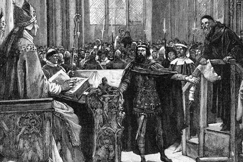 A középkor legbizarrabb törvényei, amiket tényleg komolyan gondoltak: nem volt mindegy, hol halt meg az ember