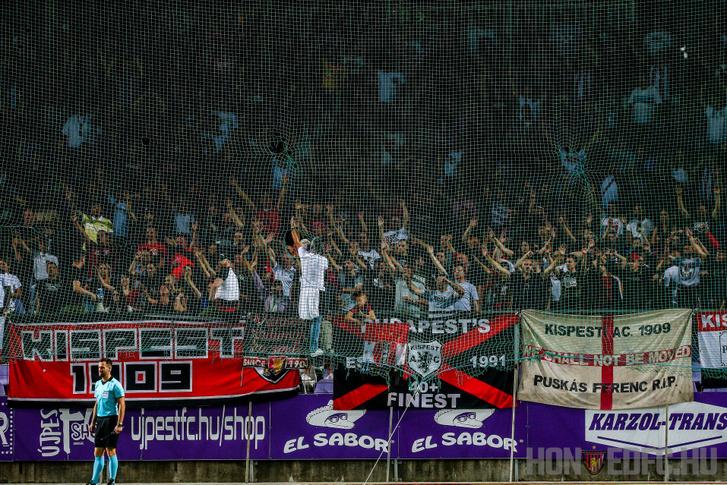 Budapest Honvéd FCacebook
