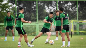 A koronavírus miatt még mindig nem kezdődhet el a kínai futballszezon