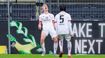 Szalai Ádám csapata a Dortmund legyőzésével menekül a kiesés elől