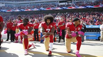 Trump most már esélyt adna a térdelős tüntetések elindítójának