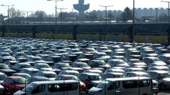 Visszatértek a vásárlók a használtautó-piacra
