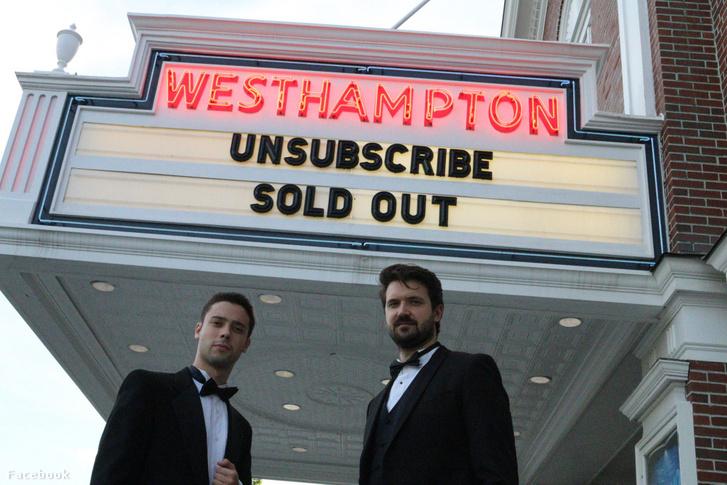 Christian Nilsson és Eric Tabach youtuber