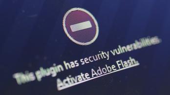 Lesz mit ünnepelni szilveszterkor: végre távozik körünkből az Adobe Flash