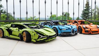 Mit választanál, Porsche, Bugatti, vagy Lamborghini?