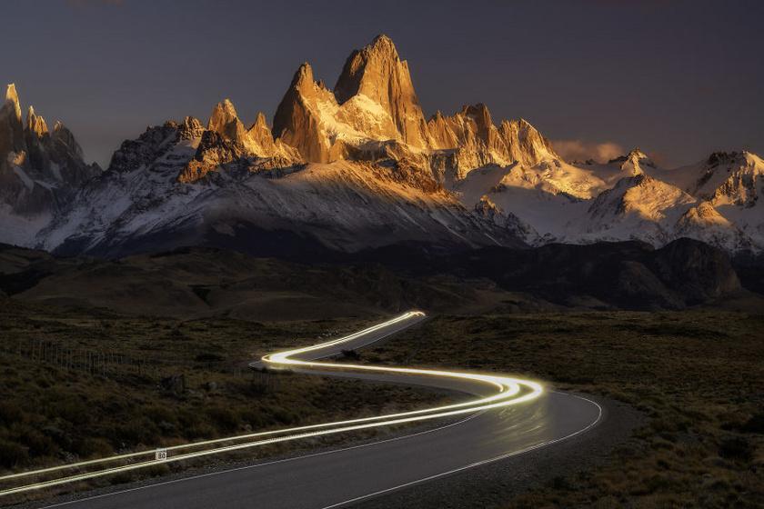 El Chaltén, Argentína.