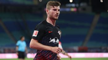 A Chelsea kedvéért mond le a BL-ről a legjobb német csatár