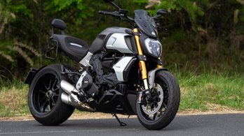 Menetpróba: Ducati Diavel 1260 S - 2020.