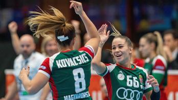 A szerbekkel és a horvátokkal is játszik a magyar női kéziválogatott az Eb-n