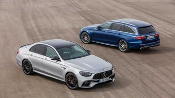 A Mercedes is megmutatta új közepes sportszedánját
