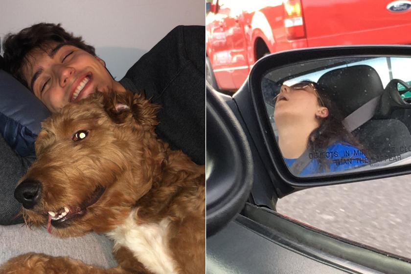 Milyen képeket csinálnak párjukról a nők, és milyet a férfiak? Vicces fotókon mutatták meg a különbséget a netezők