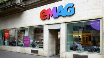 Szárnyal az e-kereskedelem, az eMAG mégis most nyitja meg az első magyarországi üzletét