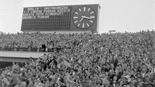 A budapesti 7:1-es focidiadal az ávósok szemével