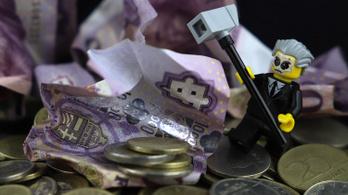A román nettó bér már annyit ér, mint a magyar