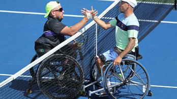 Kiakadtak a kerekesszékes teniszezők, mert nem indulhatnak a US Openen