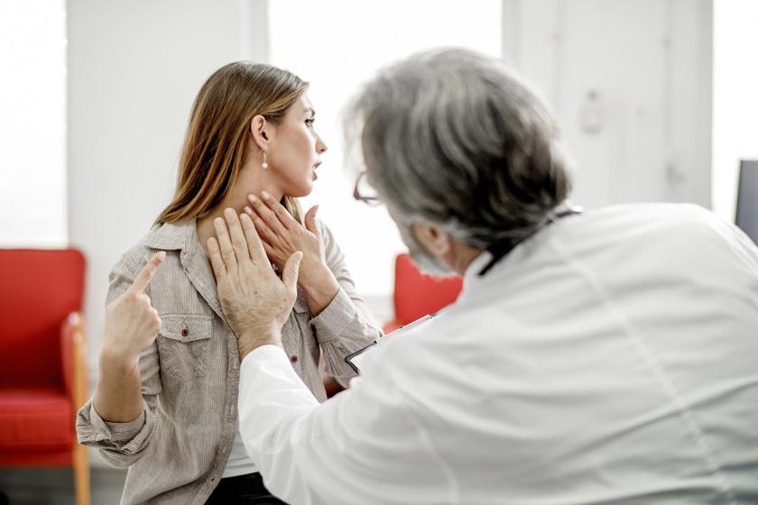 Miért alakulnak ki csomók a nyakon? Nem csak pajzsmirigygöb okozhatja