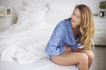 menstruációs fájdalom nyitóka
