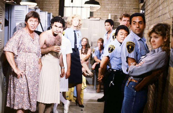 A Hill Street Blues szereplőgárdája