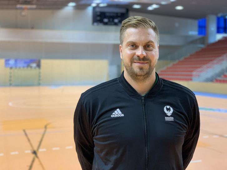 Buday Dániel a következő szezontól a Budaörs női csapatát irányítja