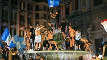 A WHO kiakadt a Napoli futballszurkolóira
