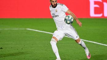 Benzema gálájával nyert a Real Madrid