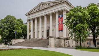 Szombaton újra kinyit a Magyar Nemzeti Múzeum