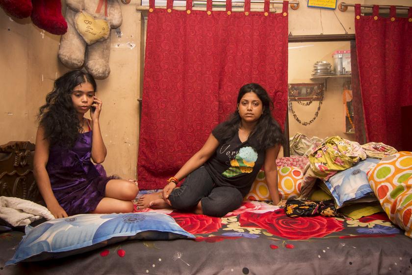 Ilyen Ázsia legnagyobb bordélya, Sonagachi: napi 20 ezer kuncsaft látogatja a kizsákmányolt prostituáltakat