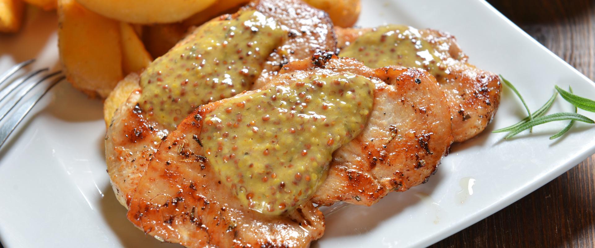 mustáros csirkemell cover