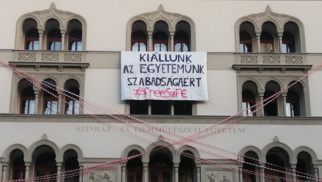 Most tényleg a Fidesz kezére kerül a Színművészeti?