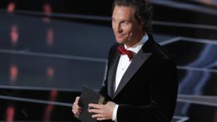 """Matthew McConaughey és felesége a """"kemény szeretet"""" fontosságáról beszéltek"""