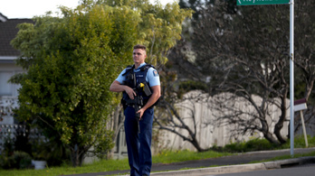 Lelőttek egy fegyvertelen rendőrt Aucklandban