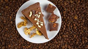 A túró és a kávé ebben a sütiben tökéletes kombinációt alkot