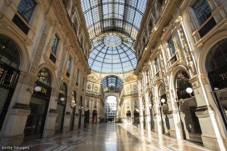 Milánóban május 4-én oldották fel a kijárási tilalmat.