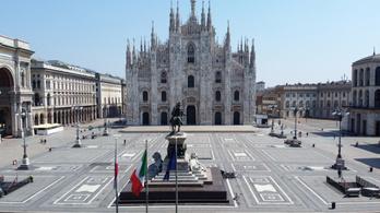 Az új koronavírus már decemberben megérkezett Milánóba