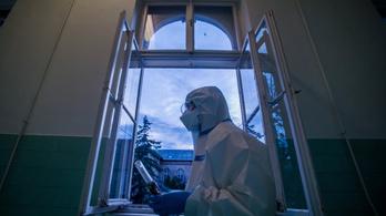 Újabb két áldozata van a koronavírusnak, viszont csak 5 újabb beteget regisztráltak